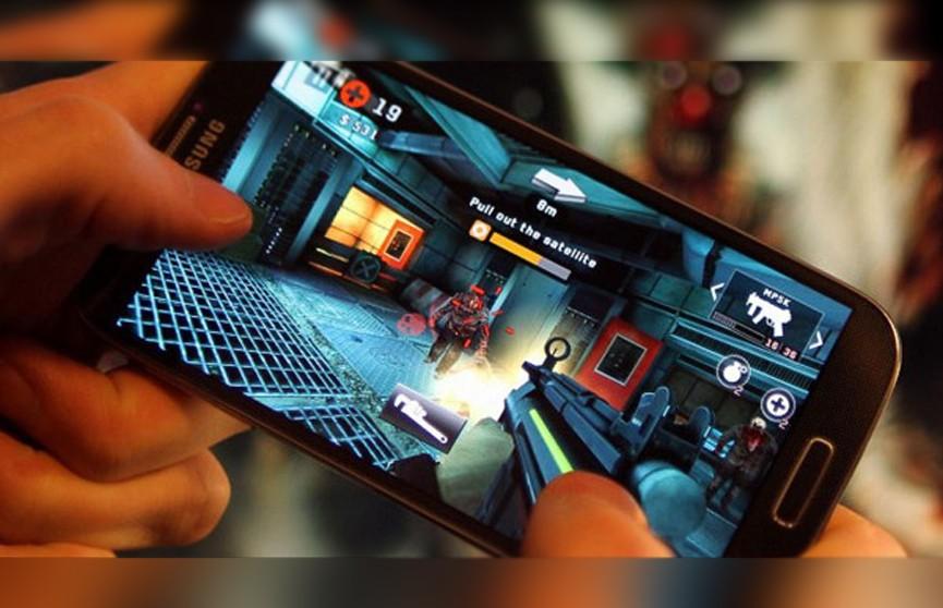 Samsung разрабатывает смартфон для игр
