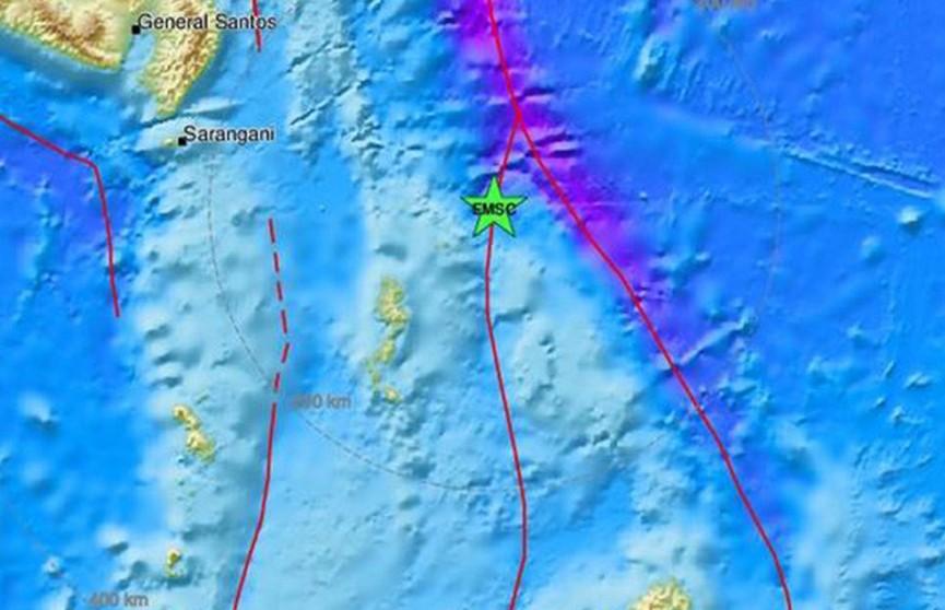 В Индонезии произошло землетрясение магнитудой 7,1