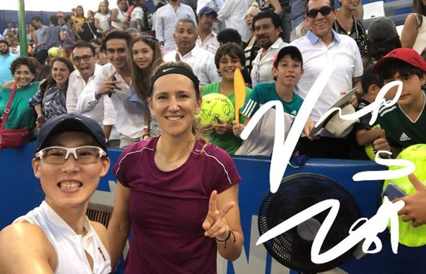 Азаренко завоевала титул на турнире в Акапулько