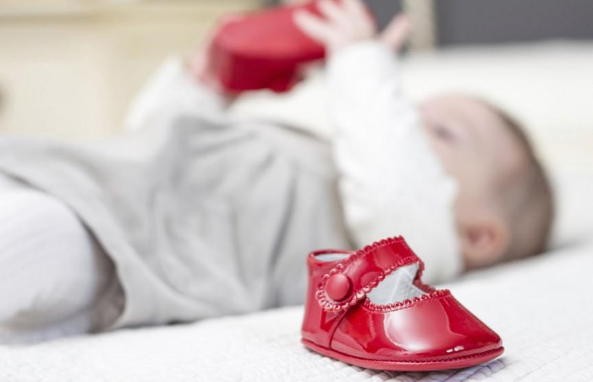 Опасную детскую обувь обнаружили в Островце