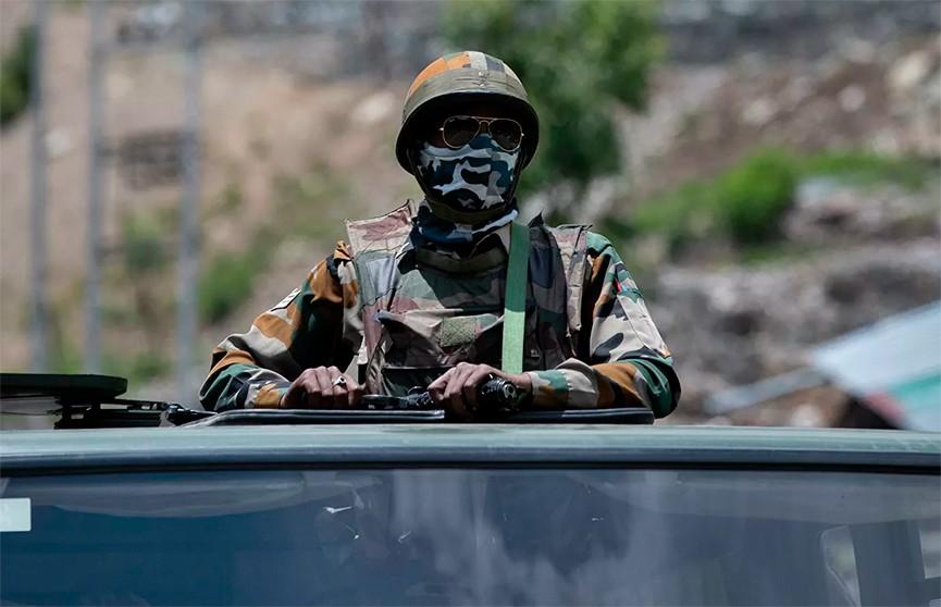 Индийский военный погиб во время обстрела на границе с Пакистаном