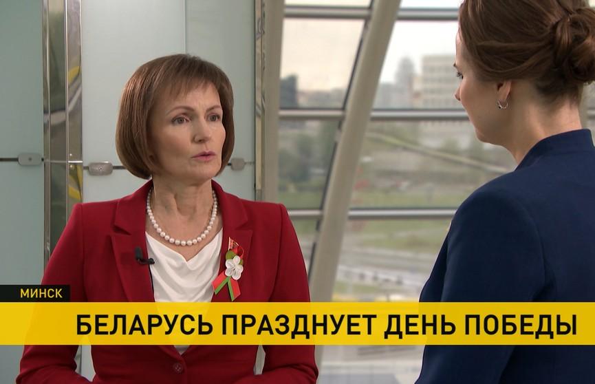 Екатерина Дулова: Лучшие военные песни не о войне, а о любви