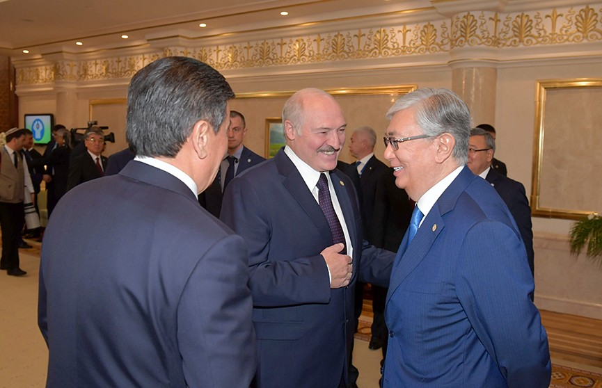 Александр Лукашенко принял участие в саммите СНГ