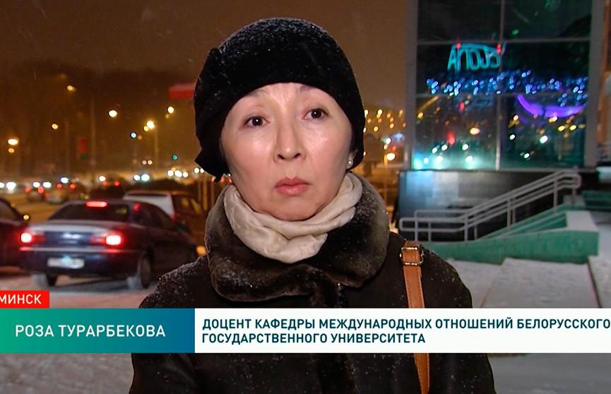 Роза Турарбекова: ЕАЭС должен «играть» по правилам