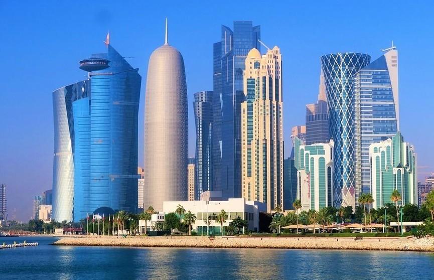 В столице Катара появилась необычная дорога (ФОТО)