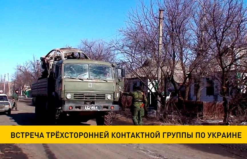 Мартин Сайдик призвал улучшить пропускную способность пунктов пропуска на востоке Украины