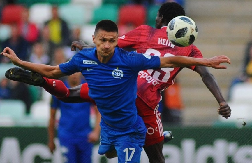 Лига Европы: минское «Динамо» провалилось, «Витебск» сыграл вничью, «Шахтер» празднует победу