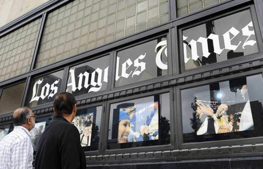 Хакеры устроили кибератаку на типографию и оставили Калифорнию без газет