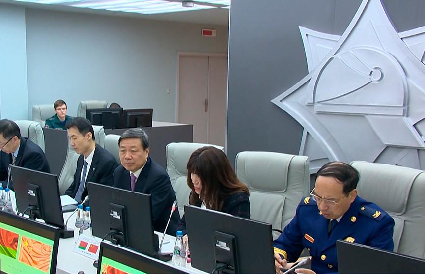 Беларусь и Китай создадут в «Великом камне» центр пожарной и промышленной безопасности