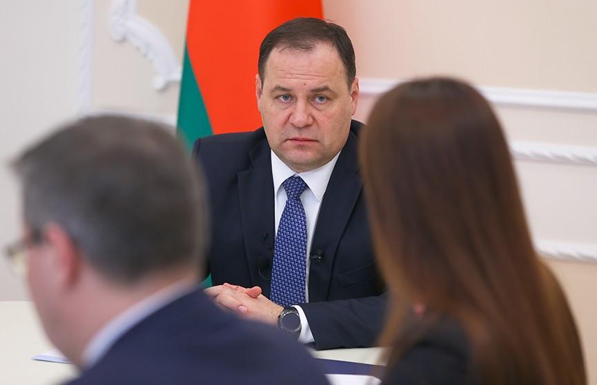 Роман Головченко о ВНС: Президент подчеркнул, что на собрании должны звучать разные точки зрения
