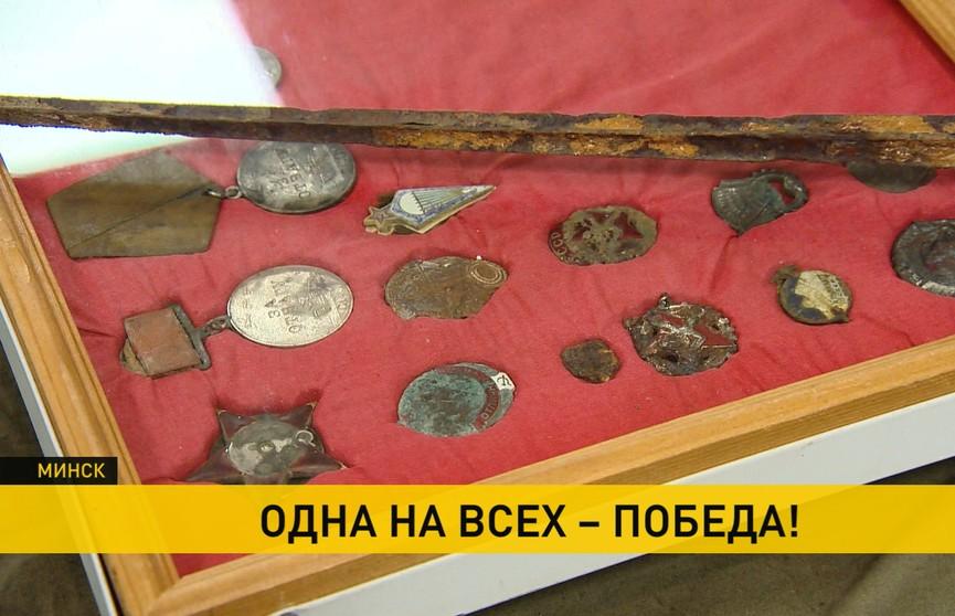 Большая выставка к 75-летию Победы в Минске: свой вклад в исторический проект года внесли разные институции
