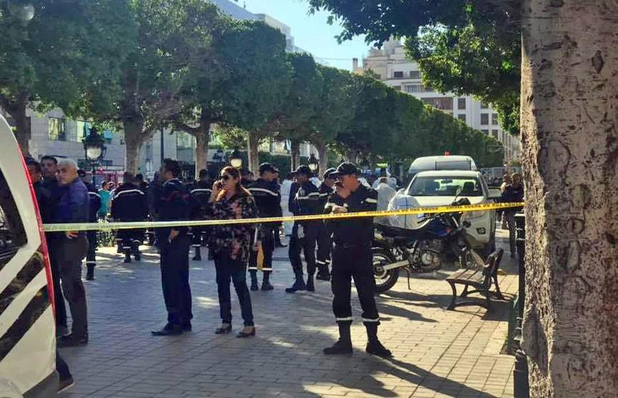 Теракт в Тунисе: террористка-смертница привела в действие взрывное устройство