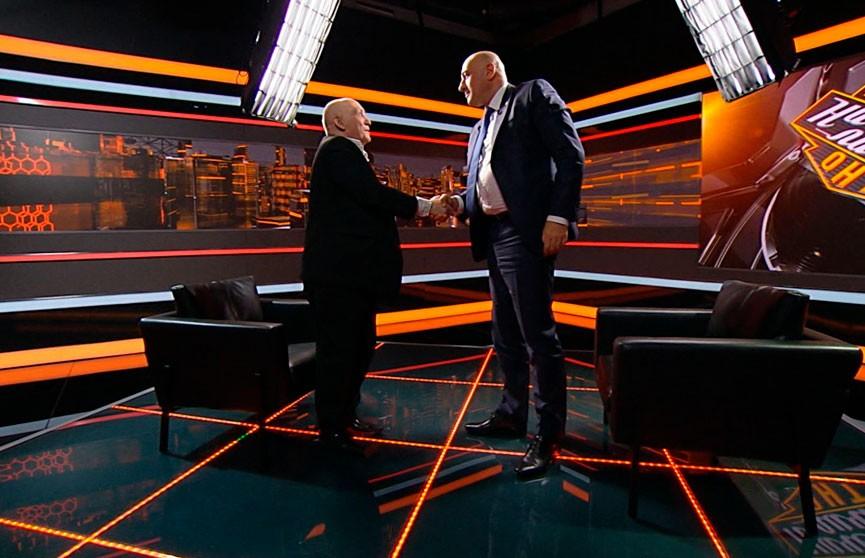 Эдуард Ханок извинился перед ОНТ