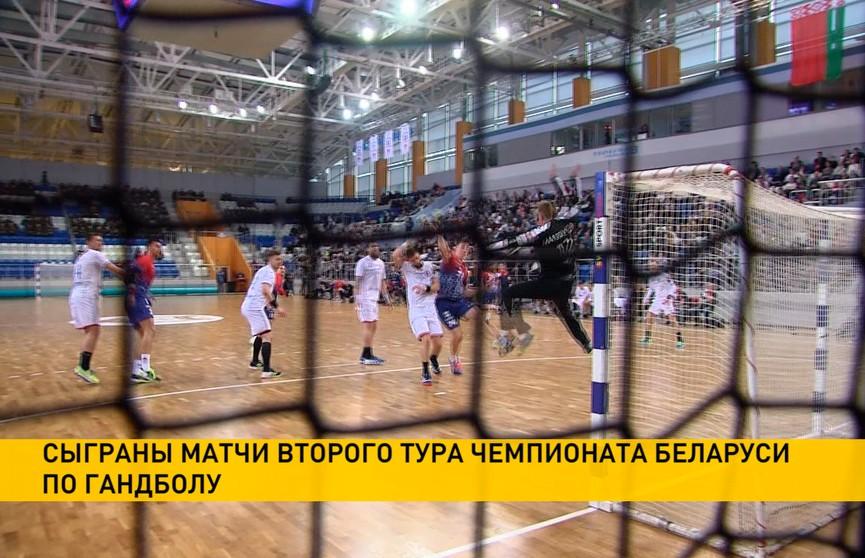 Чемпионат Беларуси по гандболу: СКА обыграл «Гомель»