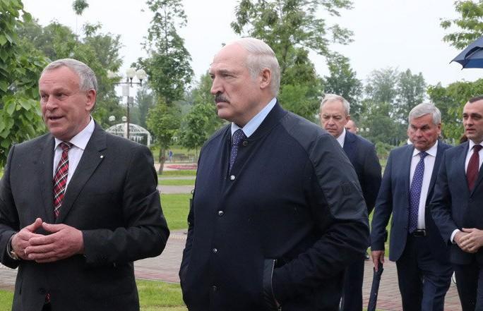 Александр Лукашенко с рабочей поездкой посетил Могилёв