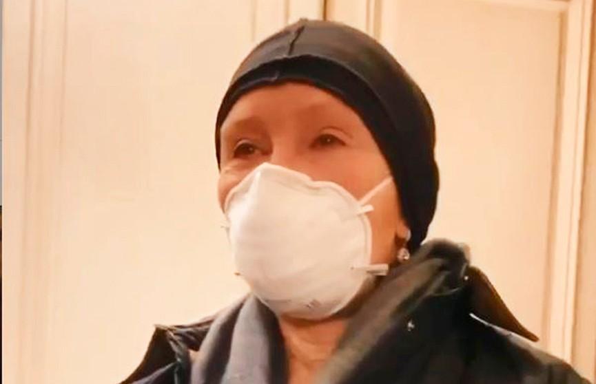 Татьяна Васильева раскрыла свой результат теста на коронавирус