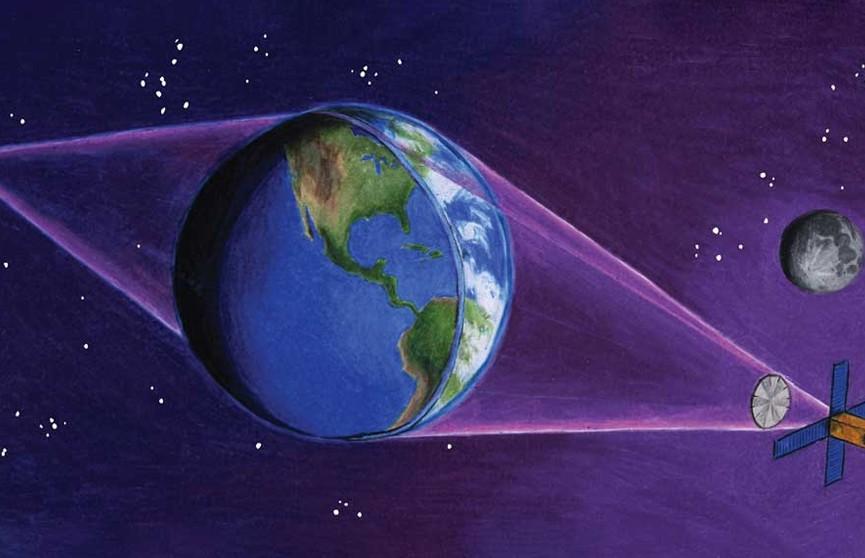 Проект телескопа размером с планету представили в США