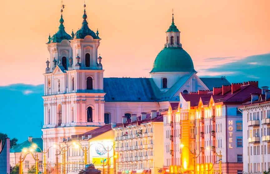 90-тысячного безвизового туриста в 2018 году встретили в Гродно