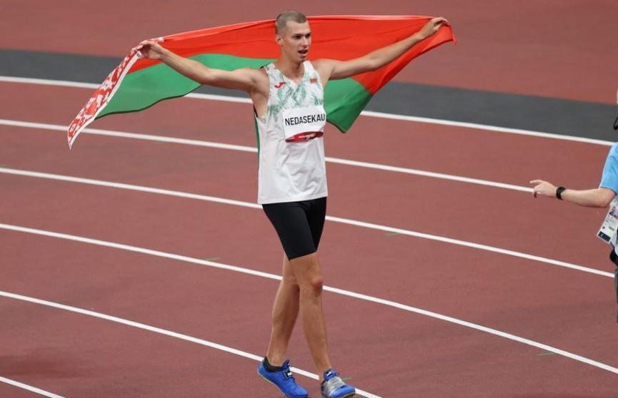 Лукашенко поздравил Максима Недосекова с бронзой Олимпиады в Токио