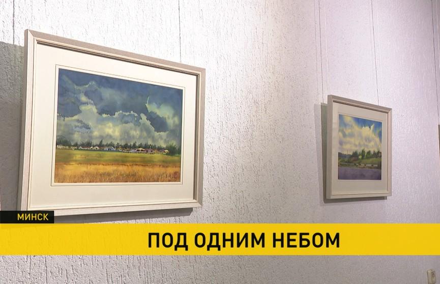 Две абсолютно непохожие выставки современного искусства Китая открыли в Минске