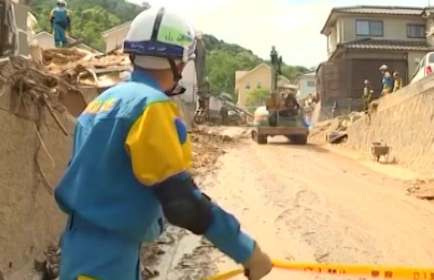 Эпидемии грозят Японии после наводнений