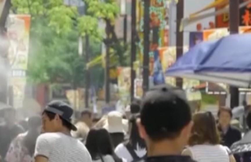 Экстремальная жара в Японии унесла жизни 96 человек