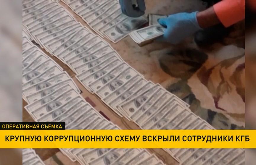 Крупную коррупционную схему вскрыли сотрудники КГБ: от занимаемых должностей освобождены Александр Забелло и Станислав Иодис