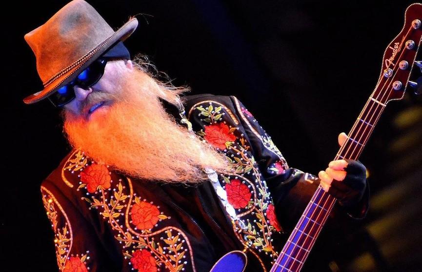Умер бас-гитарист Дасти Хилл из легендарной рок-группы ZZ Top