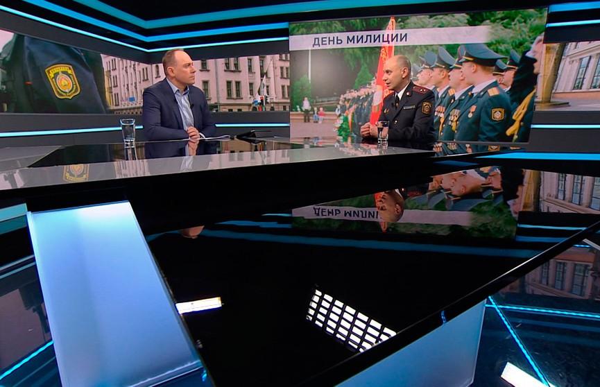 МВД Беларуси внедряет балльную систему оценки. В чем ее суть и что о ней думают сами правоохранители?