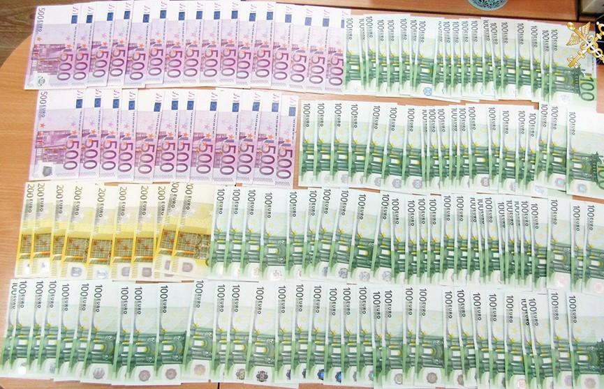 Супруги «забыли» указать в декларации €26 тысяч. Деньги изъяли брестские таможенники