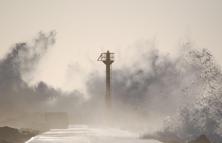 Более 1,6 млн жителей Японии получили указание к эвакуации из-за тайфуна «Хайшэнь»