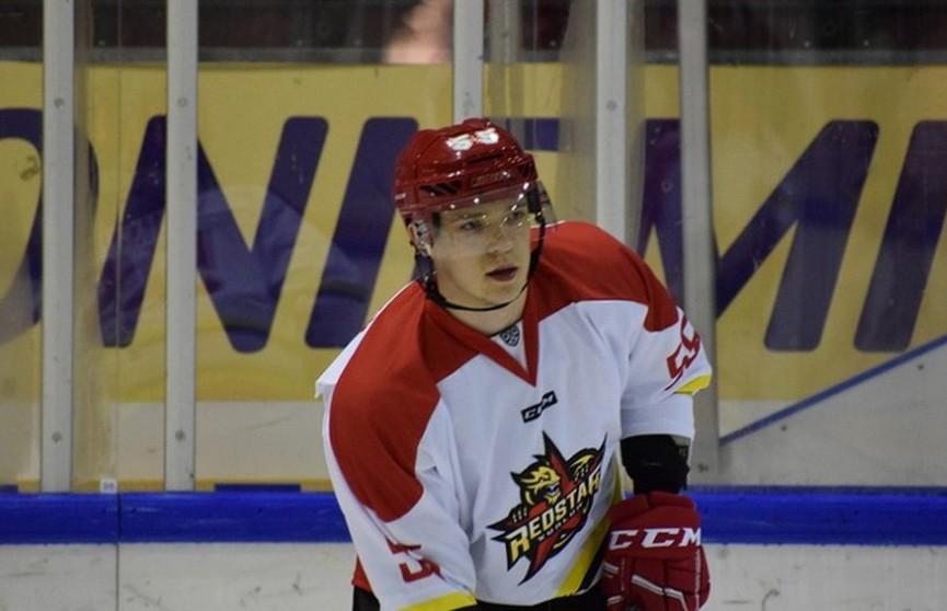 Белорусский защитник Павел Воробей перешёл в хоккейный клуб «Сибирь»