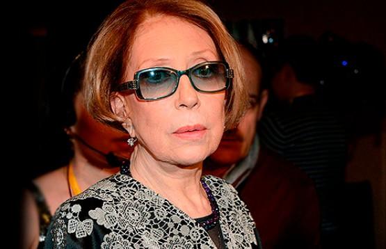 Инне Чуриковой оказывают экстренную помощь в Москве: она получила травму во время спектакля