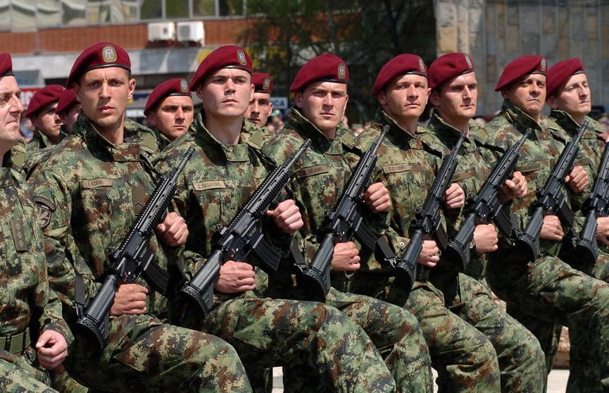 Сербия привела свои войска в состояние полной боевой готовности из-за ситуации в Косово