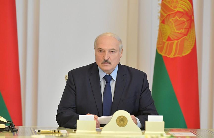 Лукашенко о забастовках на предприятиях: Если остановимся, никогда не раскрутим свое производство