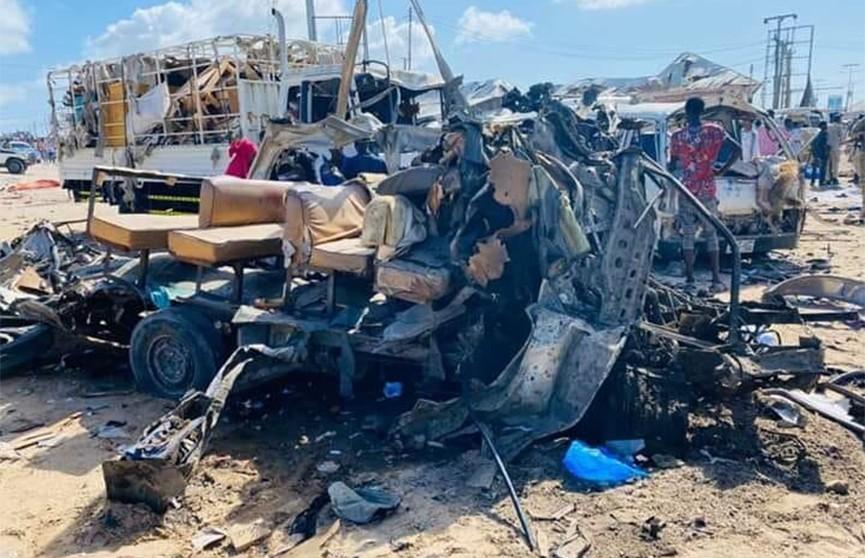 Взрыв прогремел в столице Сомали. Погибших – более 90 человек