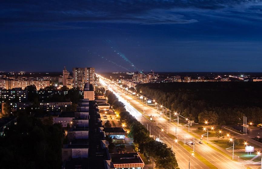 Ночной забег пройдёт в Бресте