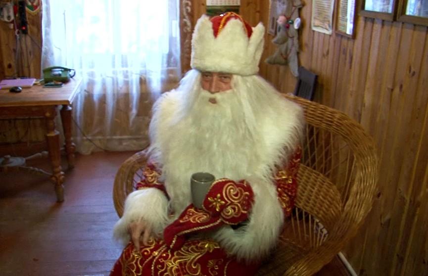 Поздравление Деда Мороза может заказать любой желающий на сайте Беловежской пущи