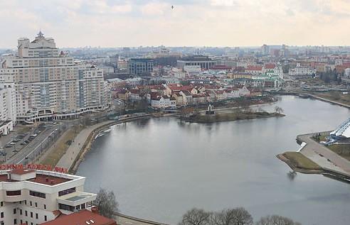 Минск вошёл в десятку популярных городов у россиян для поездок на мартовские праздники