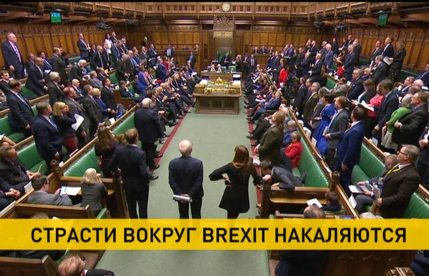 Тереза Мэй намерена обратиться к Евросоюзу с просьбой возобновить переговоры по Brexit