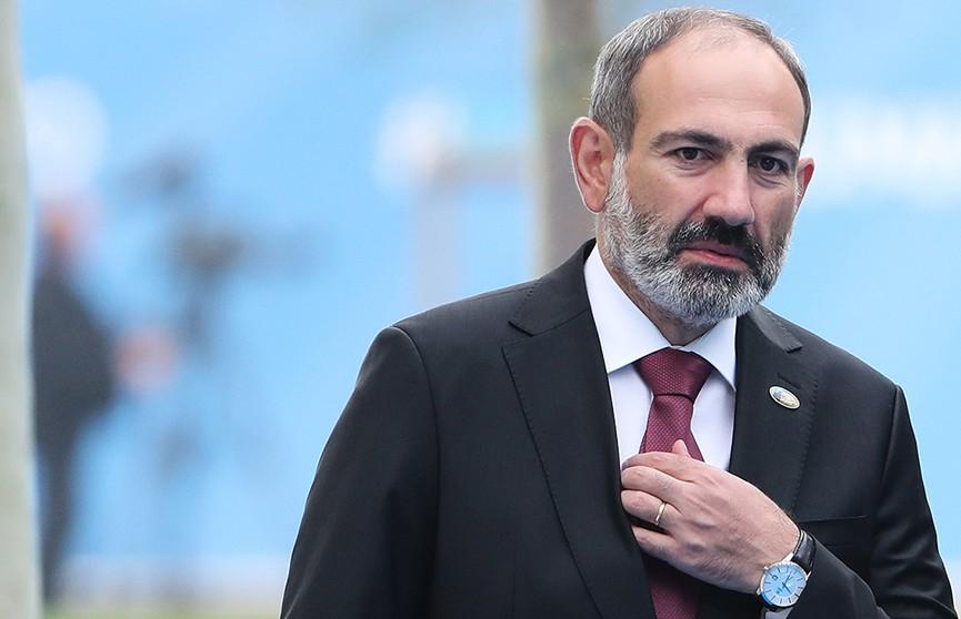 Пашинян заявил, что считает себя главным ответственным за сложившуюся в Карабахе ситуацию