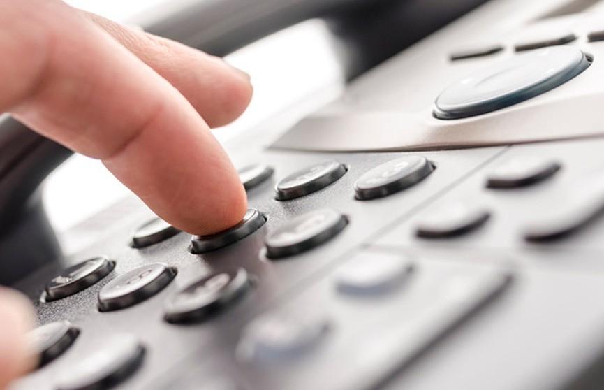 Прямые телефонные линии сегодня проводят председатели исполкомов и их помощники