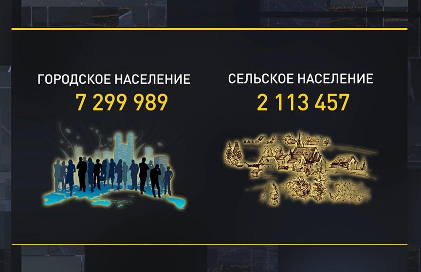 Опубликованы полные данные переписи населения