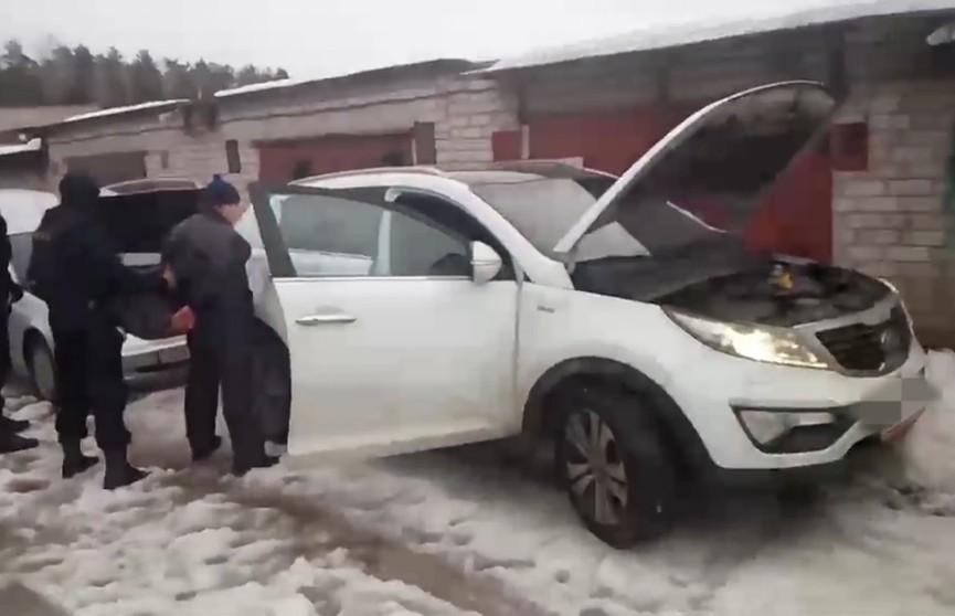 Как угнать автомобиль в Беларуси и попасться?