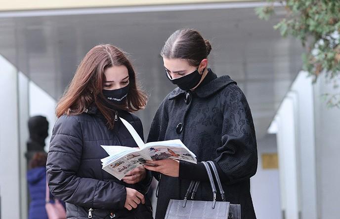 Контроль за соблюдением масочного режима в Беларуси будет усилен