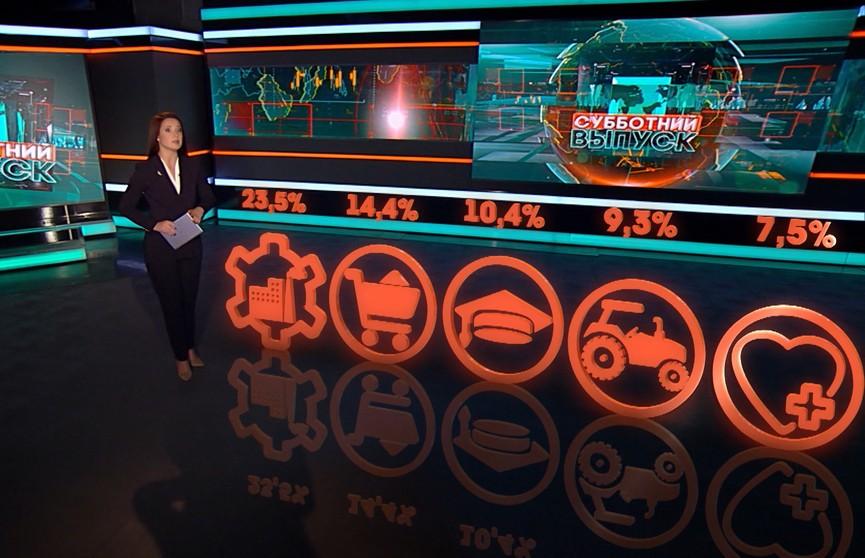 Статистика занятости белорусского населения