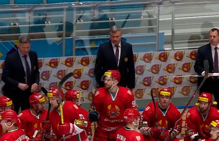 Сборная Беларуси по хоккею одержала третью победу на чемпионате мира в Нур-Султане