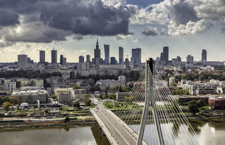 Варшаве грозит экологическая катастрофа