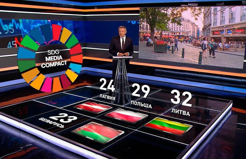 Опубликован Индекс устойчивого развития стран: Беларусь опережает Польшу, Литву, Латвию, Россию и Украину