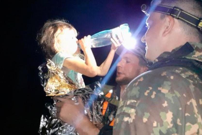 5-летнюю девочку, пропавшую в лесу под Нижним Новгородом, нашли спустя 5 дней
